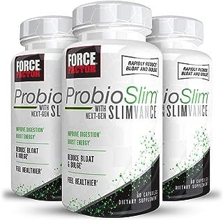 Force Factor Probioslim with Next-gen Slimvance 60ct 3-Pack, 180 Count