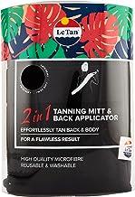 Le Tan 2-in-1 Soft Microfibre Tanning Mitt & Back Applicator