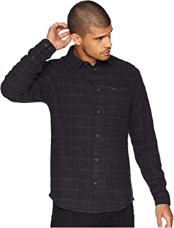 Arc Long Sleeve Woven