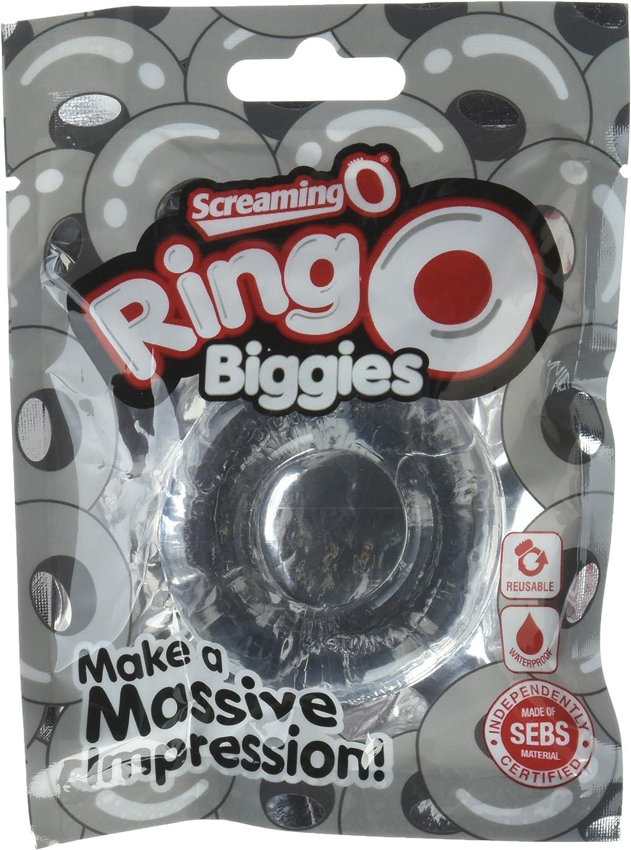 Max Max 85% OFF 86% OFF Screaming O Ringo Biggies Clear