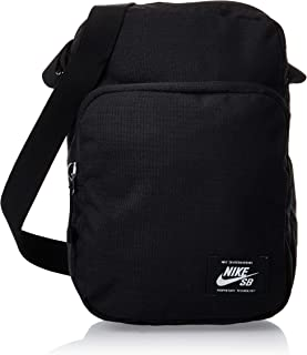 Nike Unisex SB Heritage Cross body bag, Black