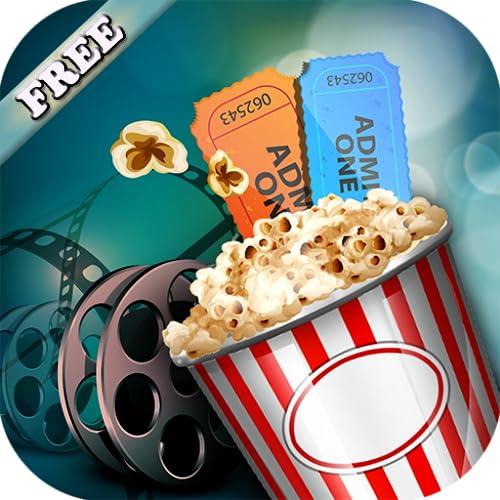 Kino Kassiererin : Kasse, Geld, POS und Kreditkarte in diesem Spiel ! KOSTENLOS Spiel