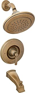Moen TS3213ORB Rothbury Moentrol Tub and Shower Trim Kit without Valve, Oil Rubbed Bronze