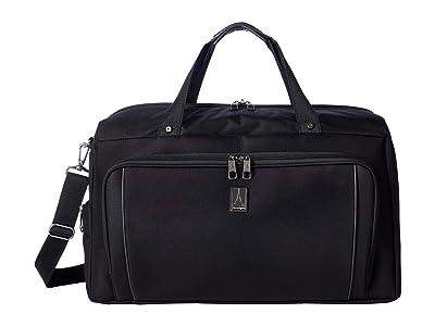 Travelpro 22 Crew Versapack Weekender Carry-On Duffel Bag w/ Suiter (Jet Black) Luggage