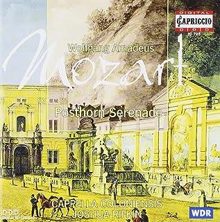モーツァルト:セレナード第9番「ポストホルン」/交響曲第32番