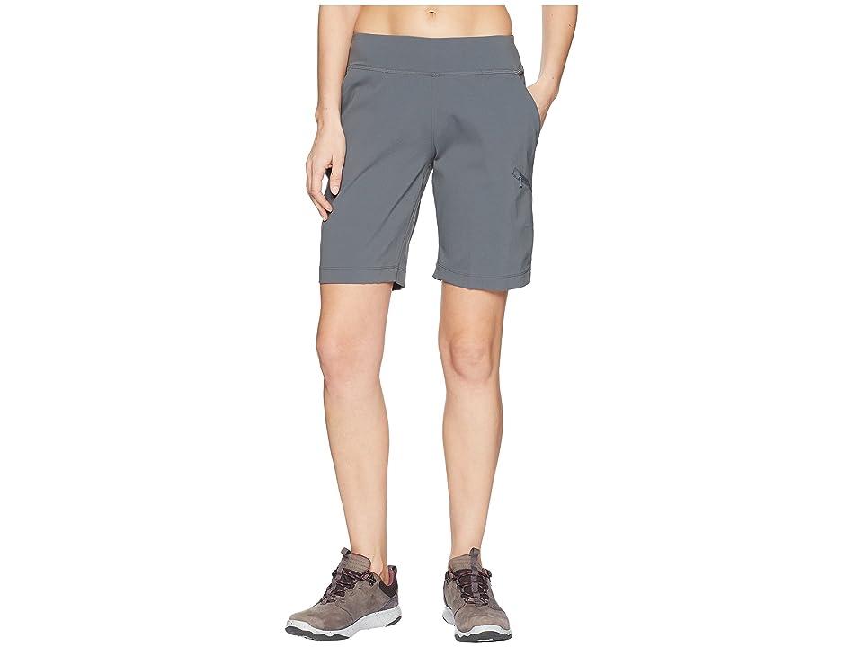 Mountain Hardwear Dynamatm Bermuda Shorts (Graphite) Women