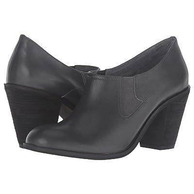 SoftWalk Fargo (Dark Grey Smooth Leather) High Heels
