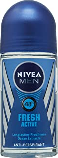 Nivea Deo Roll-On Fresh Active, 50 ml