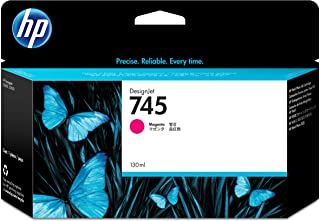 HP 745 F9J95A 130ml Magenta Original Designjet Ink Cartridge