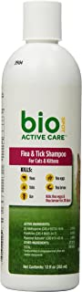 BioSpot Active Care F&T Shampoo Cats and Kittens 12 oz