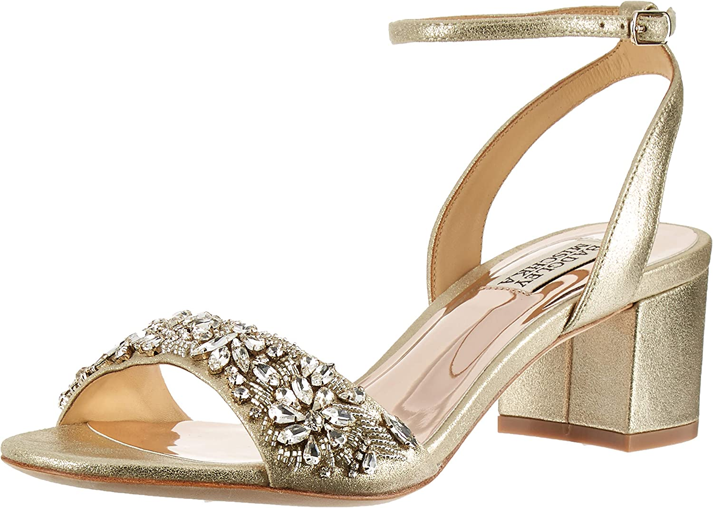 Badgley Mischka Award Women's Sandal New arrival Heeled Ivanna