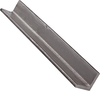 T52 Temper 72 Length Mill 1-1//4 Leg Lengths Finish 6063 Aluminum Angle Extruded 0.1875 Wall Thickness Equal Leg Length AMS QQ-A 200//9 Unpolished Rounded Corners