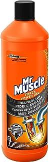 Mr. Muscle Forza - Desatascador en Gel - 1 L