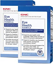 GNC Preventive Nutrition Eye Health Formula - Twin Pack