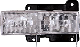 Dorman 1590001 Passenger Side Headlight Assembly For Select Cadillac / Chevrolet / GMC Models