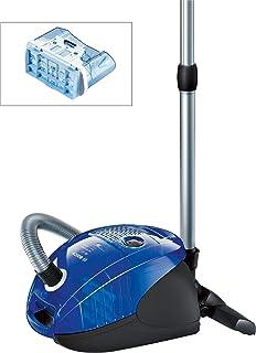 Bosch Bagged Vacuum Cleaner, Blue, 2200W - BSGL3228GB