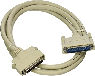 Monoprice 100749 6-Feet HPDB50 M/DB25 M SCSI Cable Molded (100749)