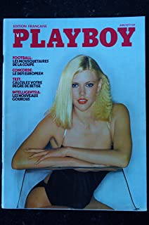 PLAYBOY 043 1977 JUIN CONCORDE NASTASE COUPE 78 PATTI McGUIRE INTEGRAL NUDE PLAYMATE CHARME