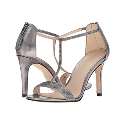 Pelle Moda Patton 2 (Pewter Satin/Metallic Nappa) Women