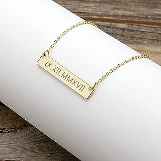 Best hope bar necklace Reviews