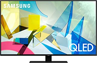 SAMSUNG 50-inch Class QLED Q80T Series - 4K UHD Direct Full Array 8X Quantum HDR 8X Smart TV with Alexa Built-in (QN50Q80T...