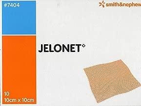 Smith & Nephew Jelonet 10cm x 10cm - Pack of 10 Dressing