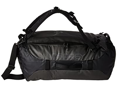 Osprey Transporter 65 (Black) Duffel Bags