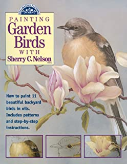 Painting Garden Birds with Sherry C. Nelson (Decorative Painting)