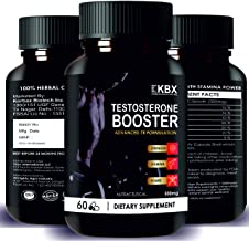 KORBAX Biotech Herbal Capsules with Shilajit, Ashwagandha, White and Black Muesli, Gokhru, Koch Beej and Jayfal Extract for Strength, Stamina Both for Men and Women Testosterone Booster (60 Capsules)