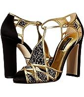 Dolce & Gabbana - Embellished Caged Toe Sandal