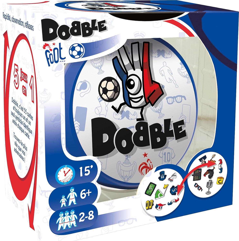 conveniente Asmodee Juegos de Sociedad Sociedad Sociedad Dobble FFF, dobft01fr  Con 100% de calidad y servicio de% 100.
