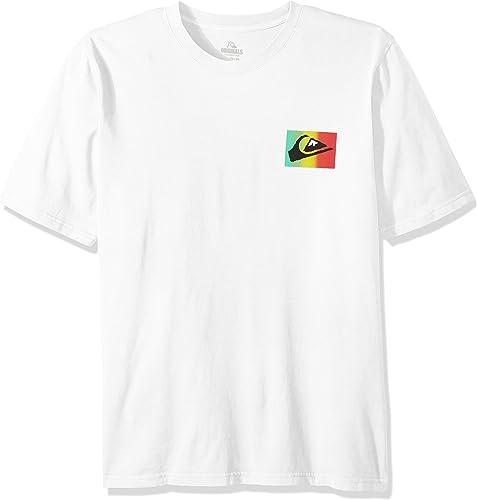 Quikargent T-Shirt Cesoirss Pour Homme