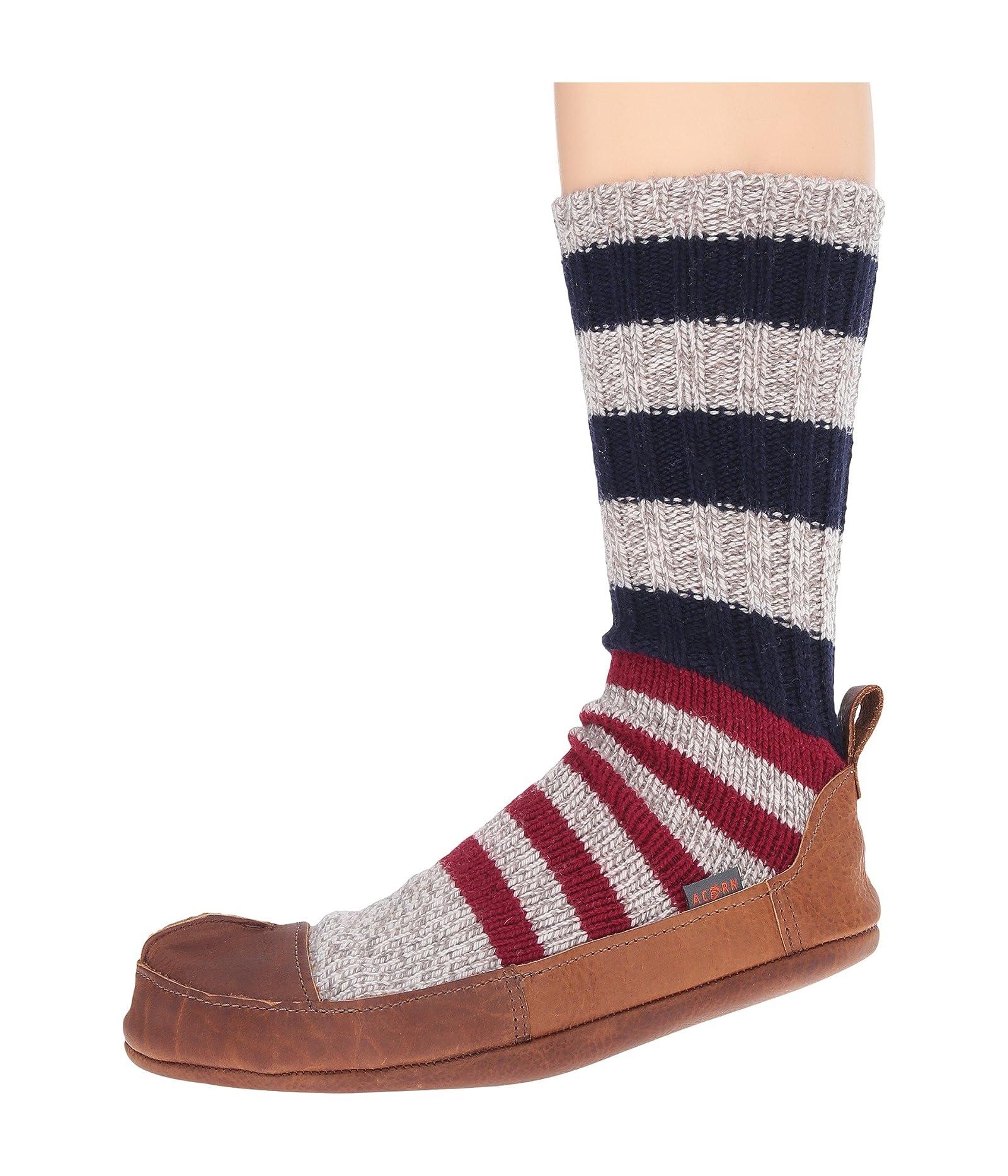 Acorn Maine Slipper SockStylish and characteristic shoes