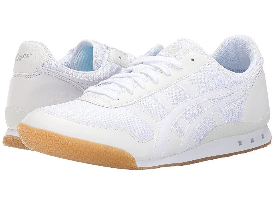 Onitsuka Tiger by Asics Ultimate 81(r) (White/White) Classic Shoes