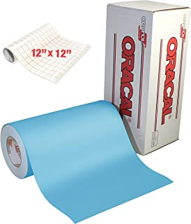 ORACAL Oramask 813 Low-Tack Paint Stencil Vinyl Roll (30ft x 1ft)