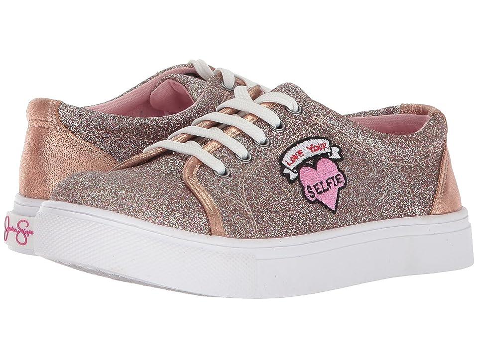 Jessica Simpson Kids Bounce (Little Kid/Big Kid) (Multi Pink Glitter) Girl