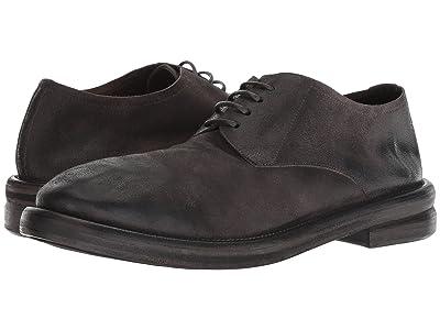 MARNI Bombolone Distressed Oxford (Dark Gray) Men