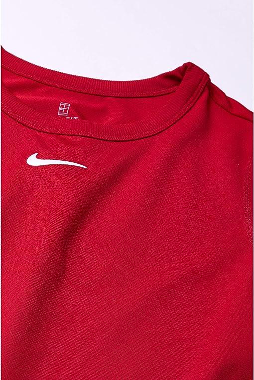 Gym Red/White