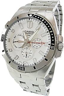 ساعة ستانلس ستيل بعرض انالوج للرجال من كاسيو MTD-1060D-7A