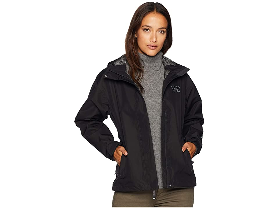 Helly Hansen Seven J Jacket (Black) Girl
