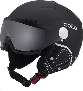 Bolle Backline Visor Premium with 1 Photochromic Silver Visor Ski Helmet