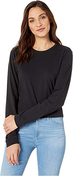 Solid Perfect Long Sleeve