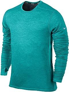 Nike Men's Dri-Fit Wool Crew Running Shirt 553678