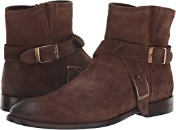 NYC Double Buckle Boot
