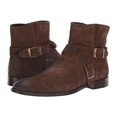 John Varvatos NYC Double Buckle Boot (Antique) Men