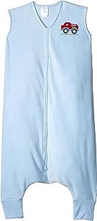 BLUE TRUCK 4-5 YEARS HALO SleepSack Big Kids micro-polaire