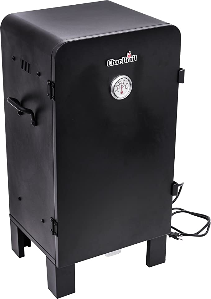 Char-Broil Analog Electric Smoker - Best Accuracy