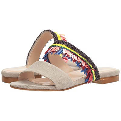 ASKA Emme w/ Beaded Detail (Taupe) Women