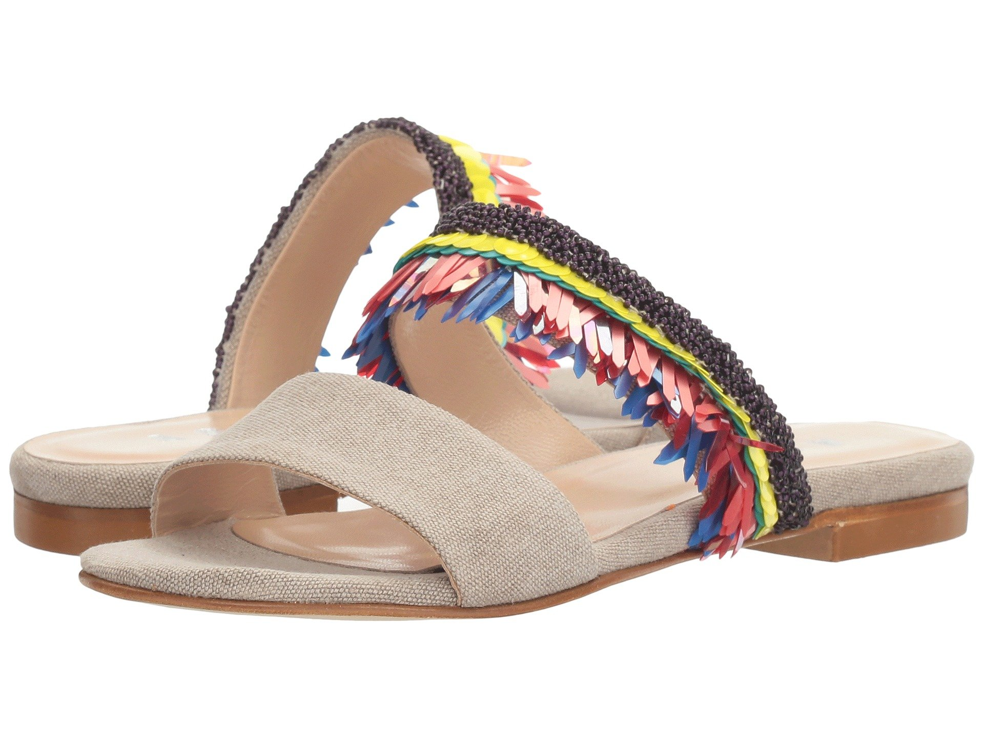 ASKA Emme W/ Beaded Detail, Taupe