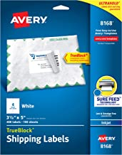 avery 5168 word template